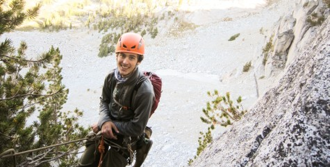 Whitman Climber Granted Opportunity to Pursue Dreams