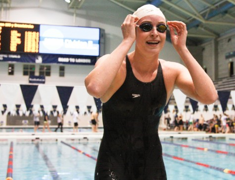 Swimming Caps Off Season at NWC Championships