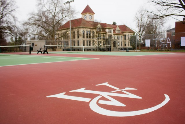 Progress on Outdoor Court Rebuild and Relocation