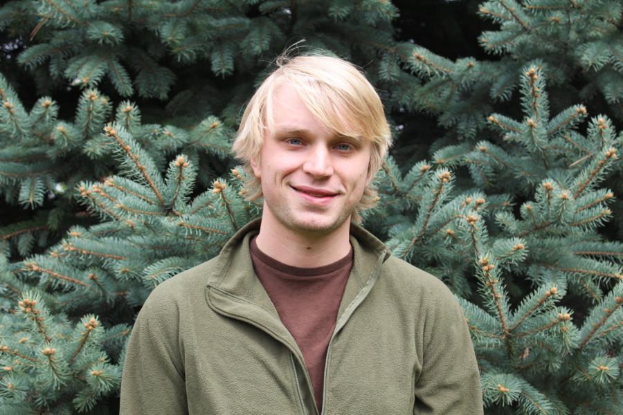 Eric Niehaus '12