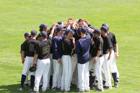 Senior Day a Success for Whitman's Baseball Team