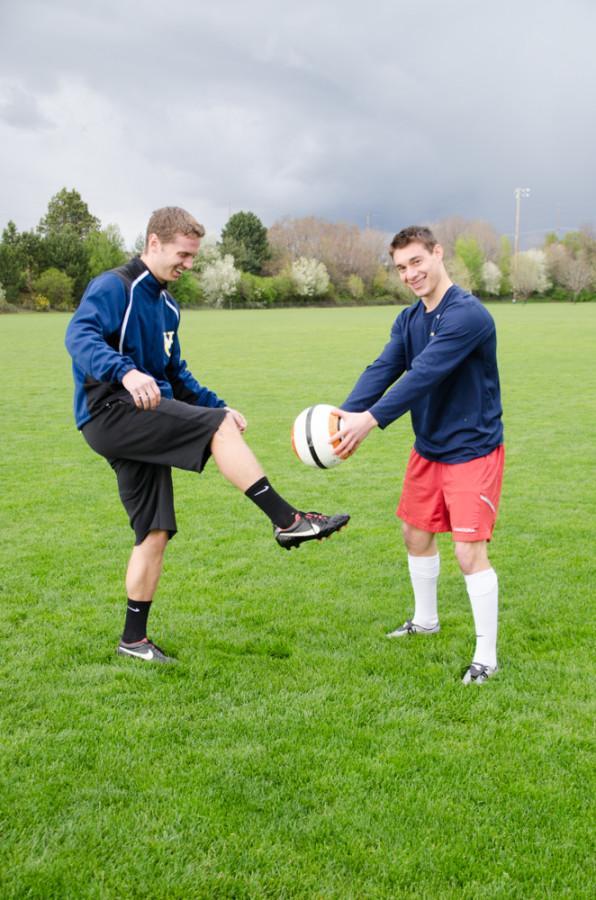 Seniors Combine Sports, Psychology