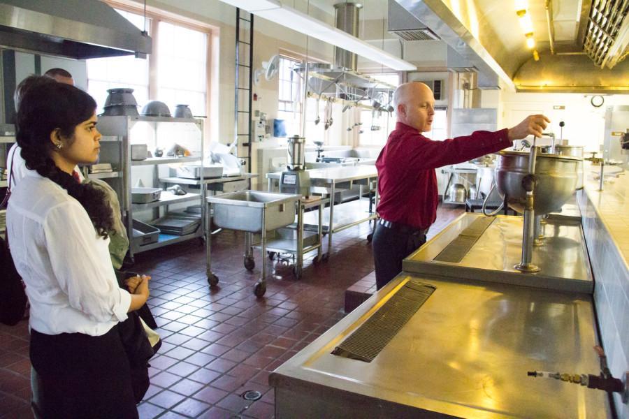 Small Business Development Center Builds Test Kitchen for Locals