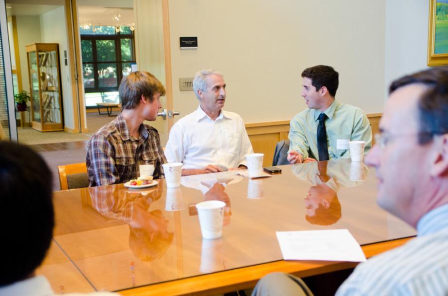 Matt Banderas 04/Office of Communications