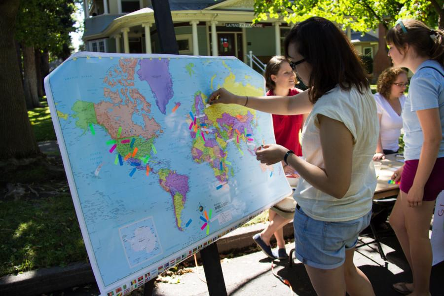IHC Block Party Brings Fun to First Weekend of School Year