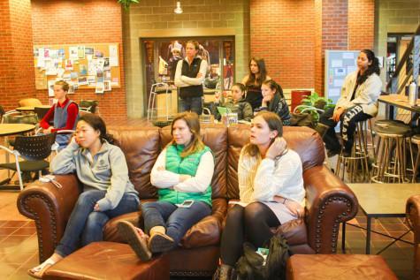 Mx. Whitman: Contributing talent towards community