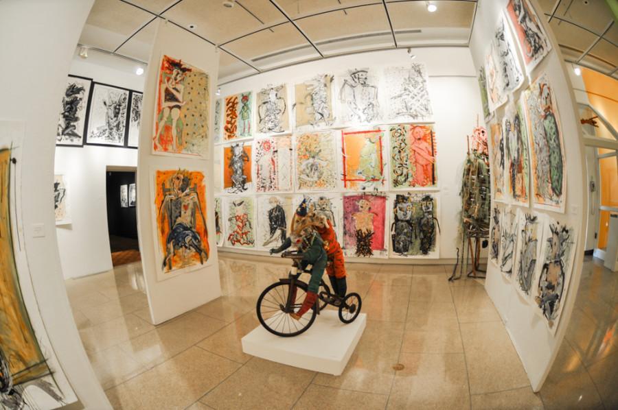 Myth, Memory at Sheehan Gallery