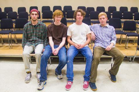 Annie Ocean: A New Student Band Watched Over by Environmentally Conscious Witch