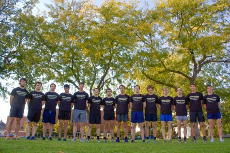 Men's Cross Country Chasing Big Goals