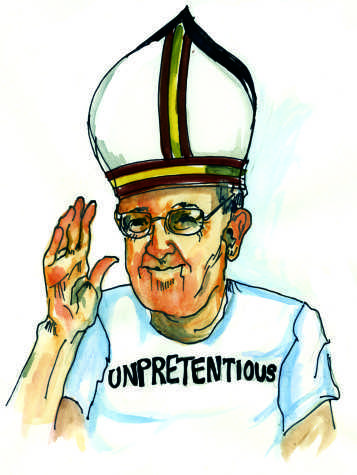 Pope Francis Sets New Tone