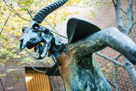 New Maxey Statues Elicit Mixed Responses