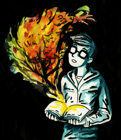 Sam Alden '12 Finds Success in Comic World