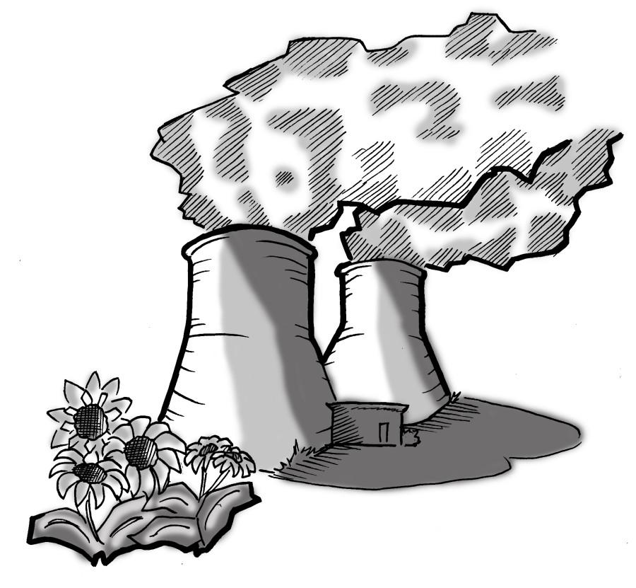 Nuclear Power Offers Different Solution