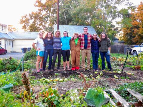 Student Agriculture at Whitman Partners With Bon Appetit