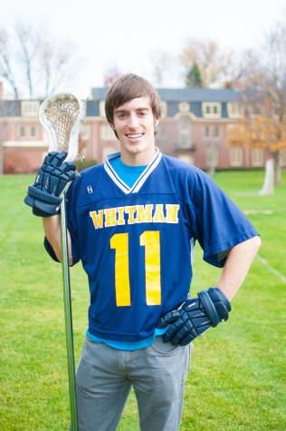 Ellis Anchors Lacrosse Team With Steady Presence