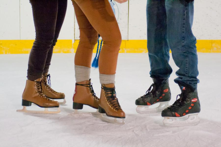 Ice Chalet Provides Skating Outpost For Community