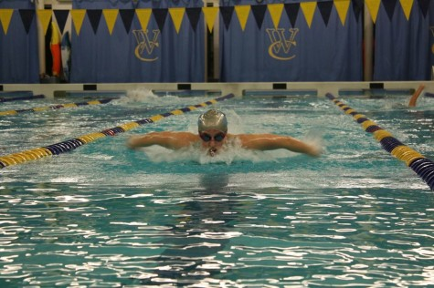 Swim Team Makes Big Splash With Hour of Power