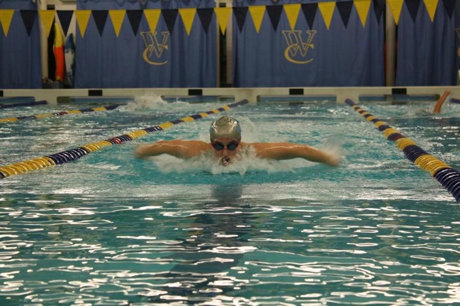Swim Team Makes Big Splash With Hour of Power
