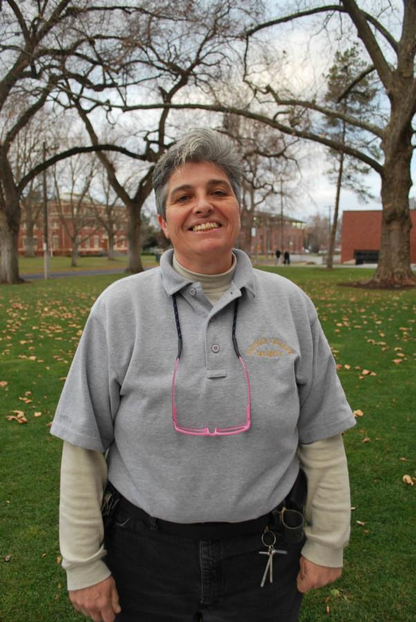 New Female Security Officer Brings Corrections Experience to Campus