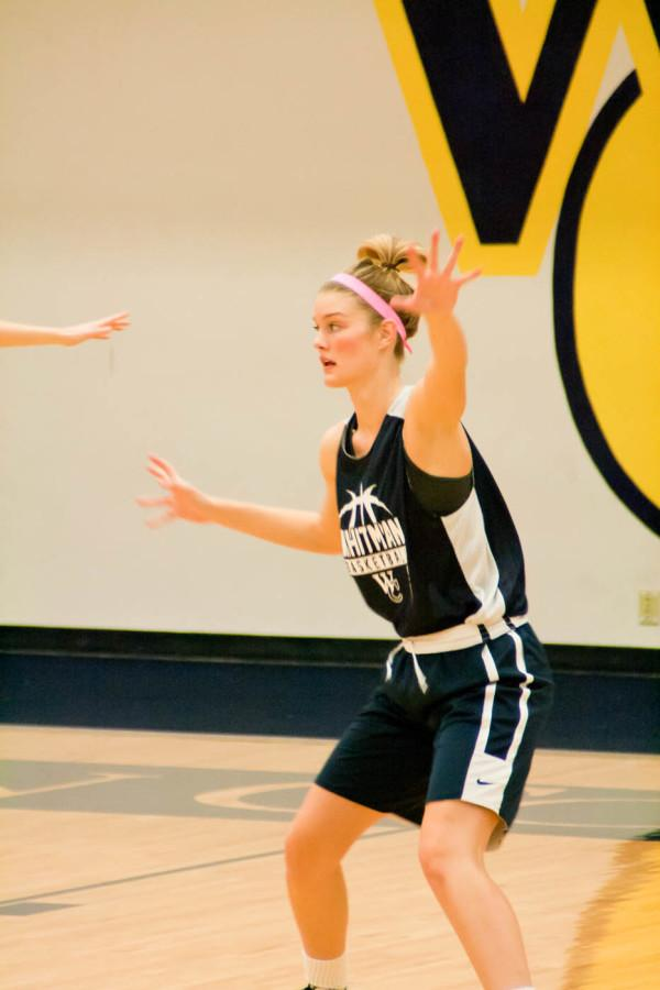 Anderegg Brings Multiple Dimensions to Womens Basketball