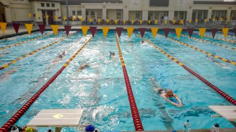 Swim Team Refocuses with Annual Training Trip