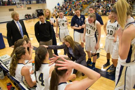 Ferenz Leads Women's Basketball to Outstanding Start