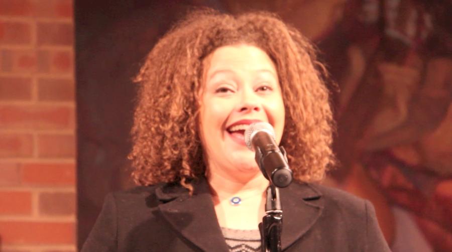 Suzi Q: Slam Poet
