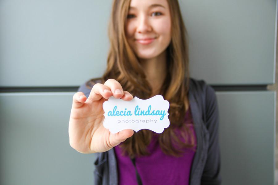 Student Entrepreneur Senior Alecia Lindsay Pursues Photography Passion