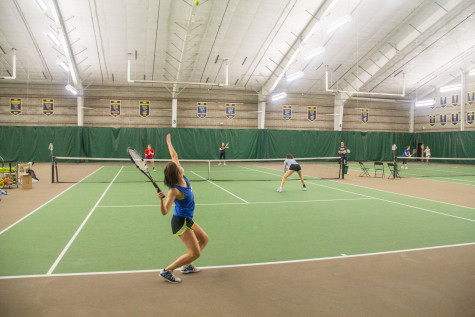 Women's Tennis Seeks Winning Mentality