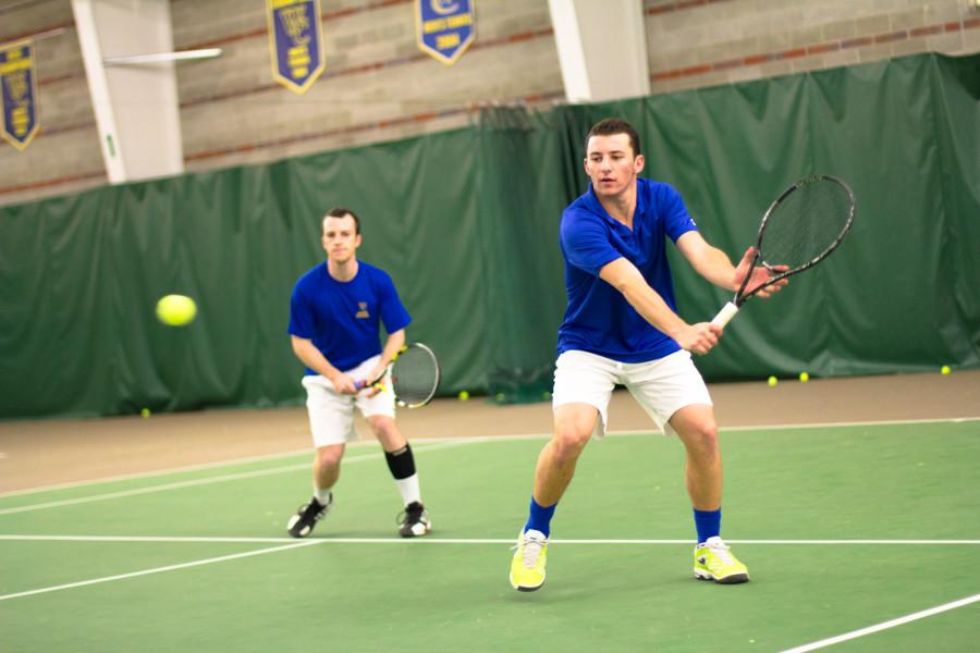 Mens Tennis Accepts Nothing but Success this Season