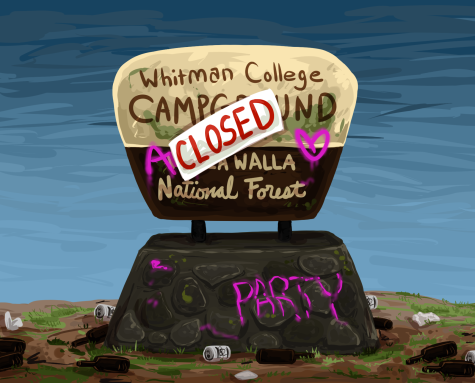 Residence Life Shuts Down Camp Whitman