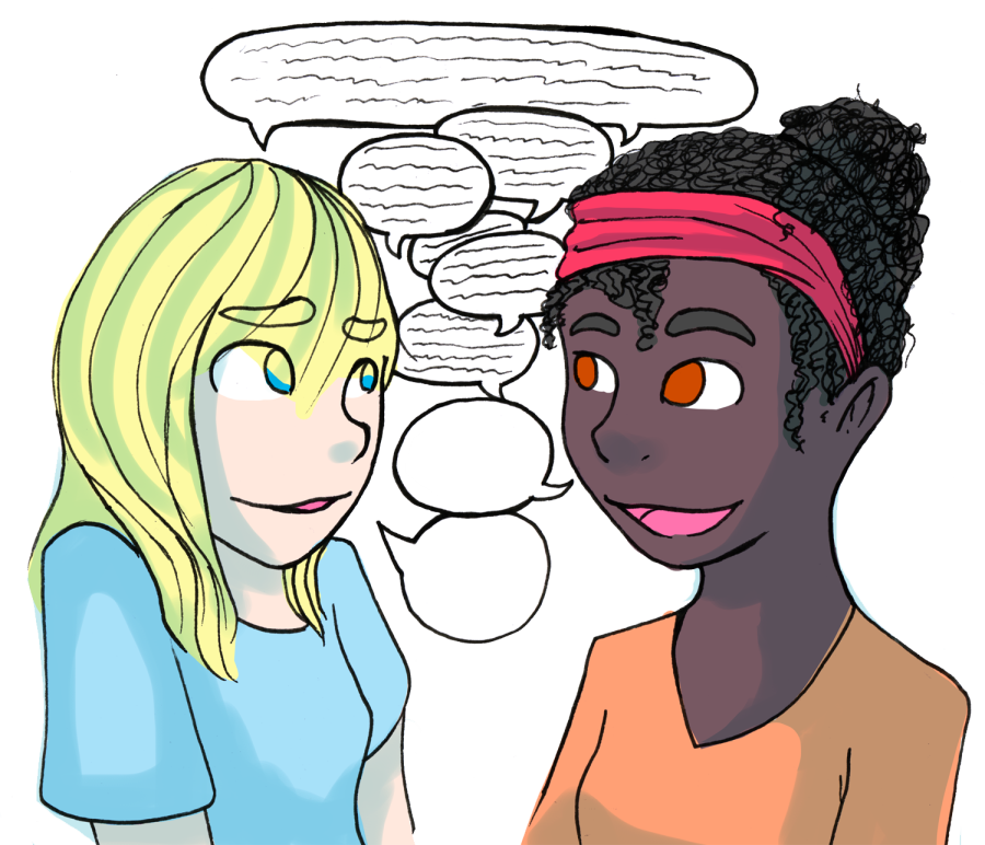 Open Dialogue about Race Will Allow All Individuals to Develop Further Understanding