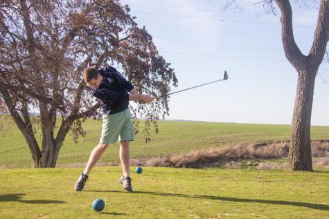 Men's Golf Team Drives to Improve