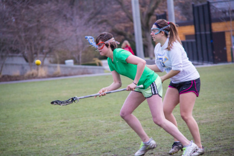Women's Lacrosse Prepares to Become Varsity Sport