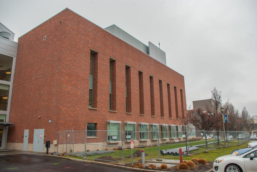 Whitman Renovates Hall of Science to Comply with Standards