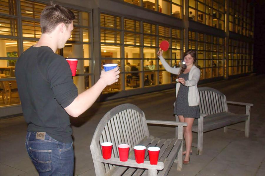 Penrose Library to Throw Rager