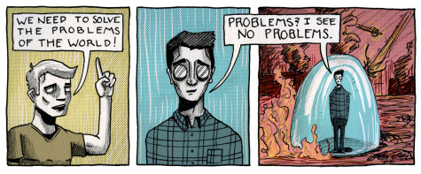 Mease not Mooses: World Problems
