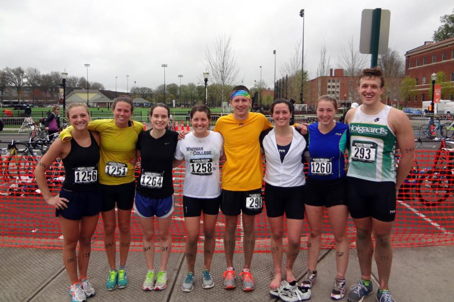 Triathletes Urge Others to Join Their Fun