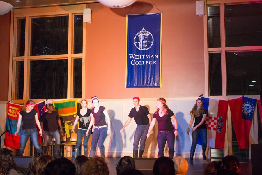 Gumboot Dances its Way to Walla Walla