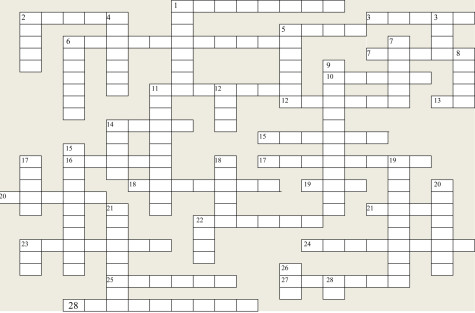 Whitman Crossword
