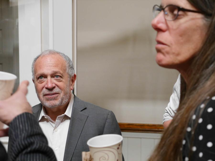 Robert Reich Lecture Confronts Income Inequality