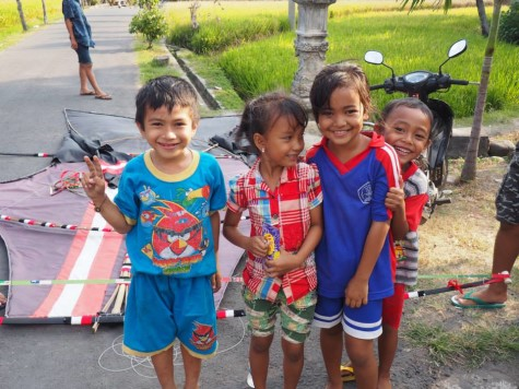Becoming Part Of The Family: Reflections on a Semester in Bali