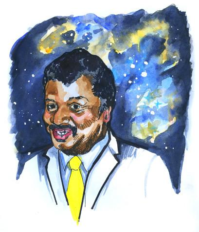 Neil deGrasse Tyson embraces creationism at Cordiner talk