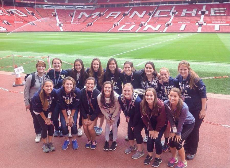 Photo courtesy of Whitman womens soccer team.