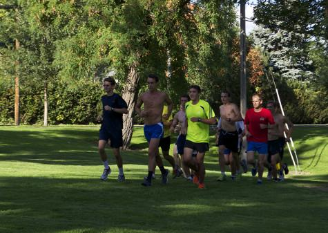 Cross country team harbors high expectations for coming year