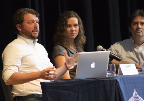 Faculty Panel Kicks Off Discussions of 'Reservation Blues'