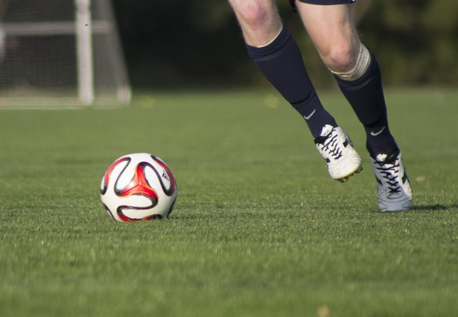 Men's soccer kicks season into full gear