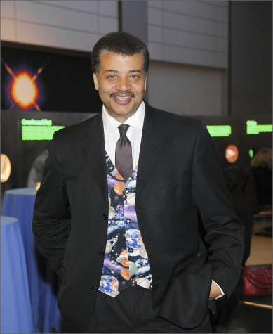 Neil deGrasse Tyson Talks Science with The Pioneer