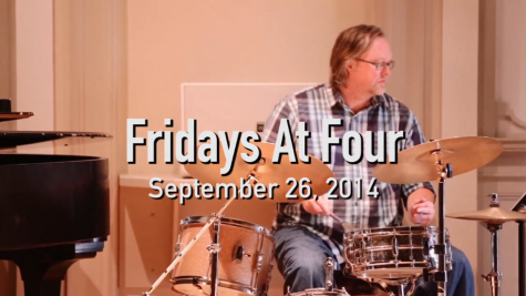 The Music Department presents Fridays at Four