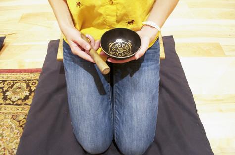 Meditation key to revelation in modern world